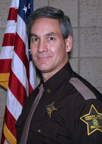 Mike Shepherd, Hancock County Sheriff
