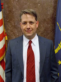 Brent Eaton, Hancock County Prosecuting Attorney